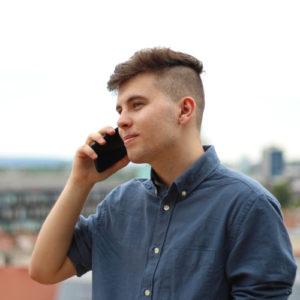 Bruno Dirbák: WordPress Developer